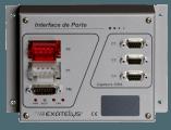 Vue interface de porte EXATELYS pour bus vu de dessus format mini